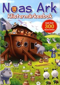 bokomslag Noas Ark - Klistermärkesbok