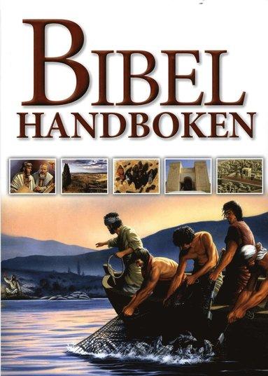 bokomslag Bibelhandboken