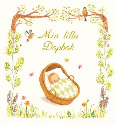 bokomslag Min lilla dopbok