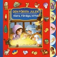 bokomslag Den första julen : klara, färdiga, hitta!