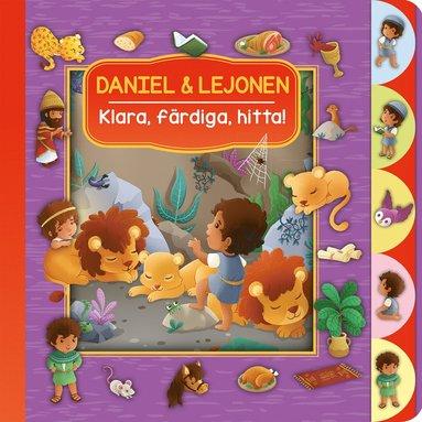 bokomslag Daniel & lejonen : klara, färdiga, hitta!