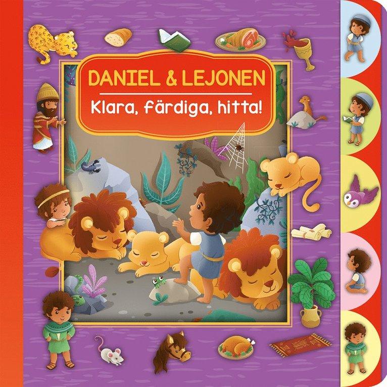 Daniel & lejonen - Klara, färdiga, hitta! 1