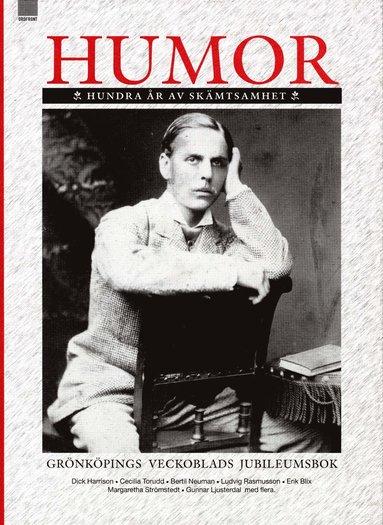 bokomslag Humor hundra år av skämtsamheter