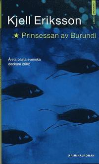bokomslag Prinsessan av Burundi
