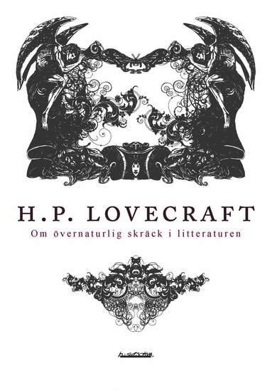 bokomslag Om övernaturlig skräck i litteraturen