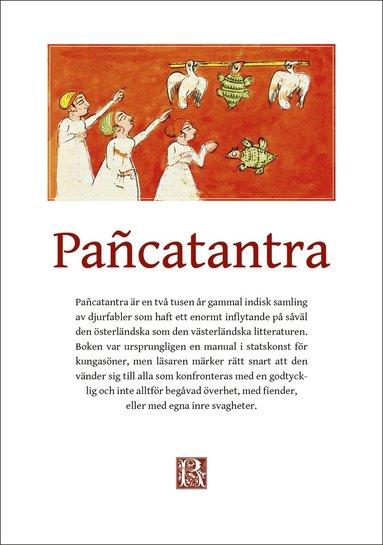 bokomslag Pancatantra