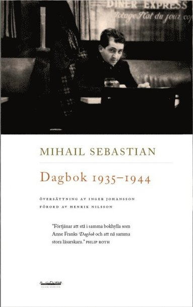 bokomslag Dagbok 1935-1944