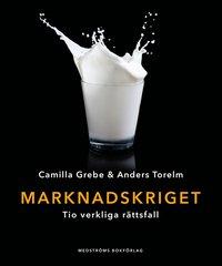 bokomslag Mjölkkriget och andra verkliga rättsfall