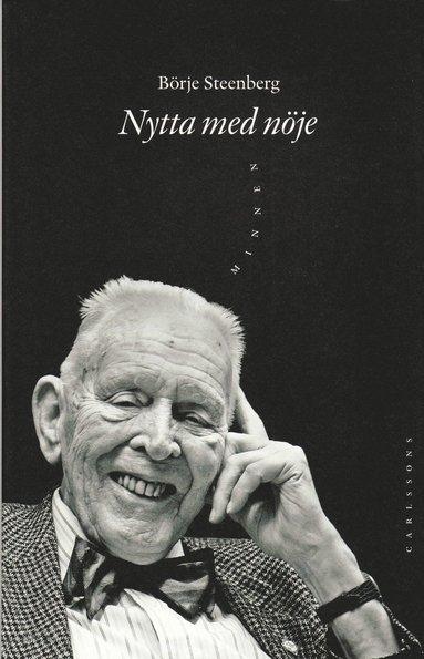 bokomslag Nytta med nöje : minnen och meningar