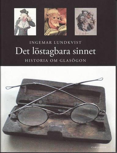 bokomslag Det löstagbara sinnet : historia om glasögon