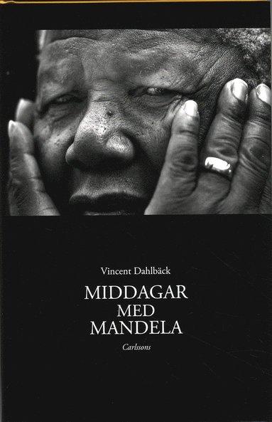 bokomslag Middagar med Mandela