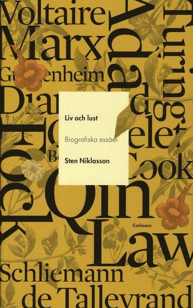 bokomslag Liv och lust