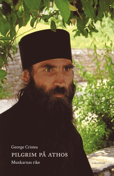 bokomslag Pilgrim på Athos : munkarnas rike