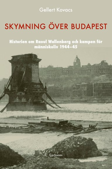 bokomslag Skymning över Budapest : den autentiska historien om Raoul Wallenberg och kampen för människoliv 1944-45