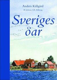 bokomslag Sveriges öar