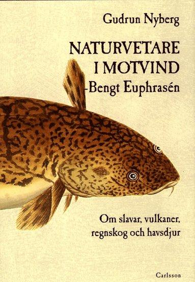 bokomslag Naturvetare i motvind - Bengt Euphrasén : om slavar, vulkaner, regnskog och havsdjur
