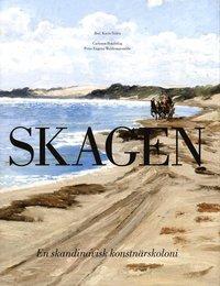 bokomslag Skagen - En skandinavisk konstnärskoloni