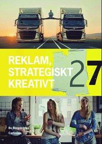 bokomslag Reklam : strategiskt och kreativt