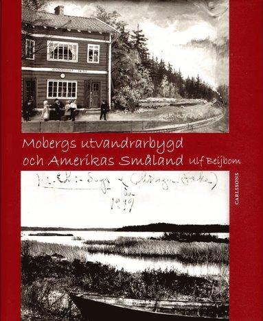 bokomslag Mobergs utvandrarbygd och Amerikas Småland