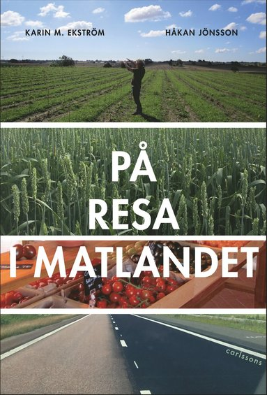 bokomslag På resa i matlandet