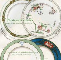 bokomslag Rörstrands serviser : dekorer och modeller under 290 år