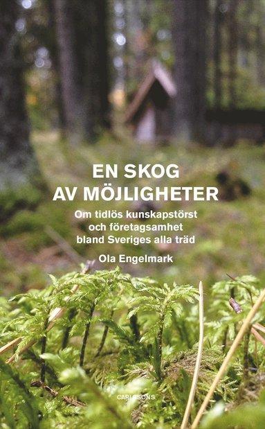 bokomslag En skog av möjligheter : om tidlös kunskapstörst och företagsamhet bland Sveriges alla träd