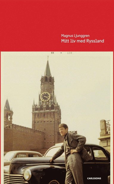 bokomslag Mitt liv med Ryssland