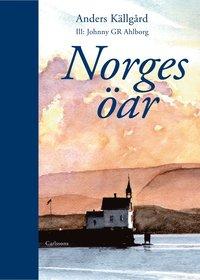 bokomslag Norges öar