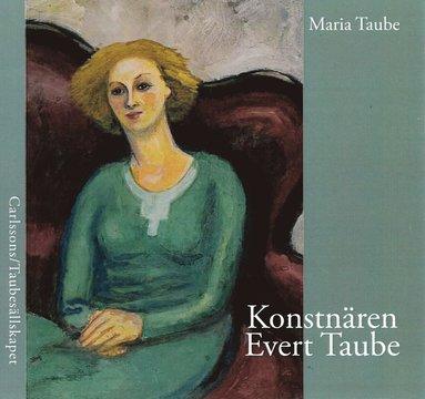 bokomslag Konstnären Evert Taube