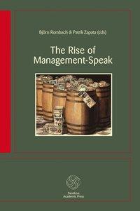 bokomslag The Rise of Management-Speak