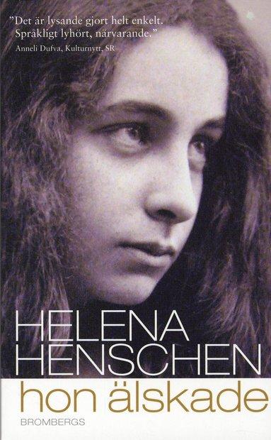 bokomslag Hon älskade