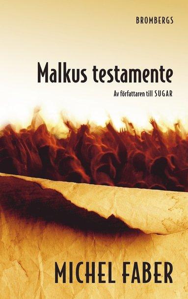bokomslag Malkus testamente