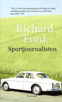 bokomslag Sportjournalisten