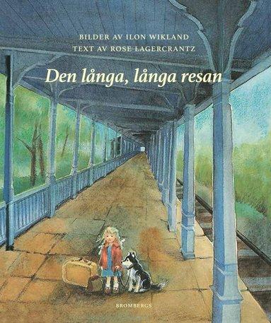 bokomslag Den långa, långa resan