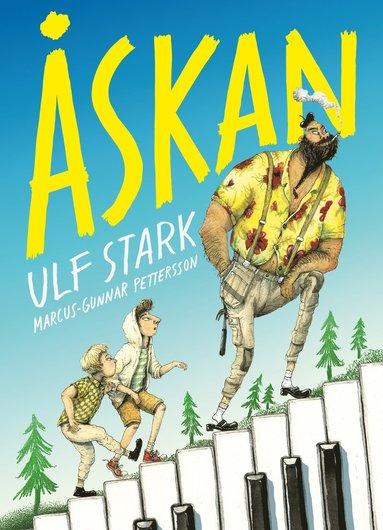bokomslag Åskan