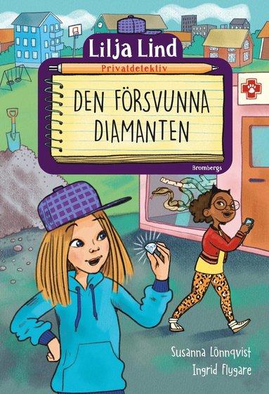 bokomslag Den försvunna diamanten