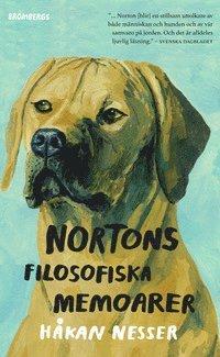 bokomslag Nortons filosofiska memoarer