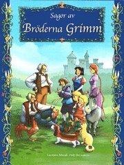 bokomslag Sagor av Bröderna Grimm