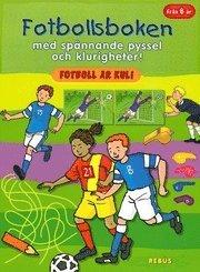 bokomslag Fotbollsboken