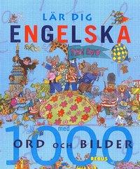 bokomslag 30101: Lär dig engelska med 1000 ord och bilder
