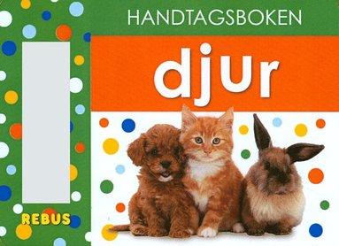 bokomslag Handtagsboken djur