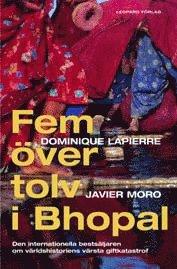 bokomslag Fem över tolv i Bhopal