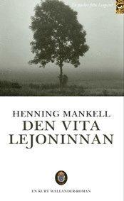 bokomslag Den vita lejoninnan