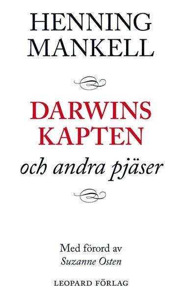 bokomslag Darwins kapten och andra pjäser