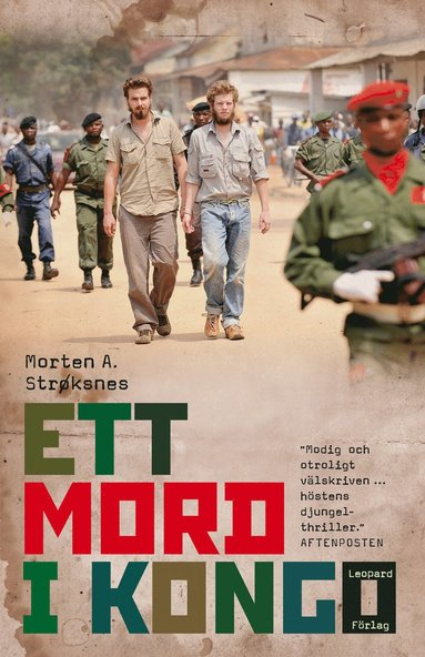 bokomslag Ett mord i Kongo