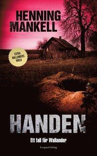bokomslag Handen - Ett fall för Wallander