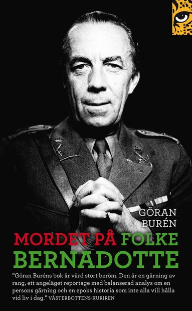 bokomslag Mordet på Folke Bernadotte