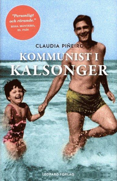 bokomslag Kommunist i kalsonger