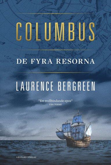 bokomslag Columbus : de fyra resorna