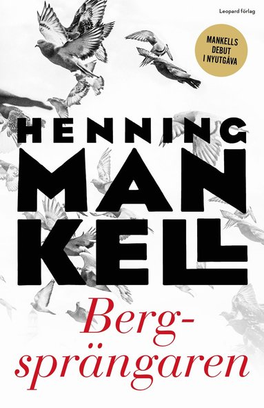 bokomslag Bergsprängaren